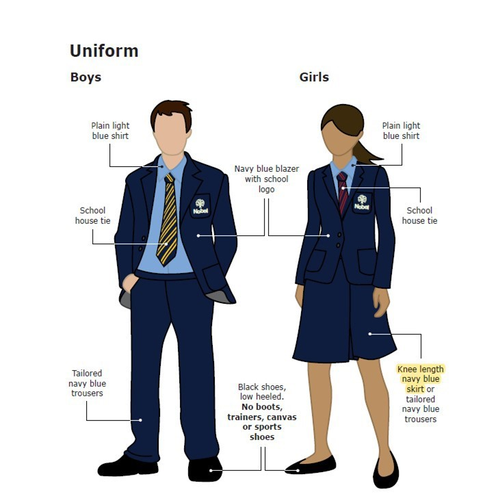 Nobel Uniform