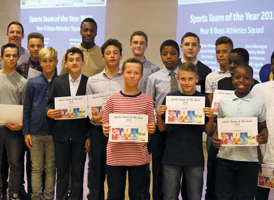 Sport team of the year